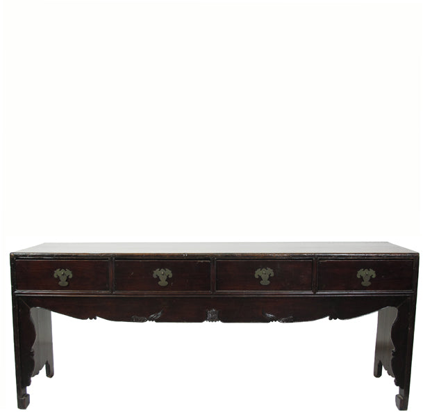 Low Tianjin Console Table or Sofa Back Table