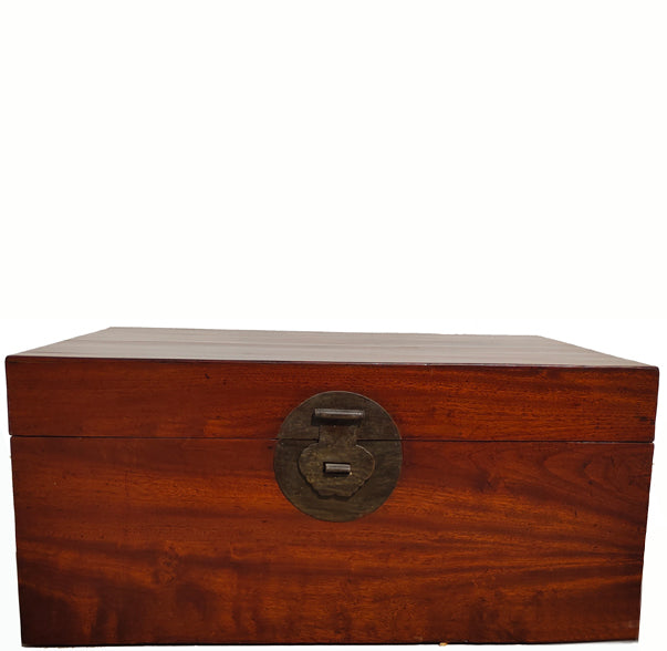 Antique Camphor Trunk