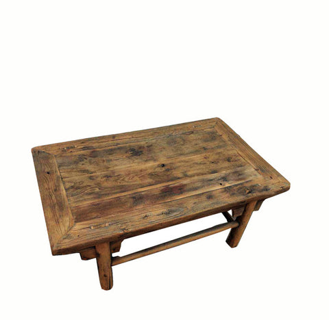 Rustic Farmer Coffee Table