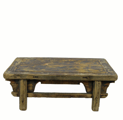 Z-Low Rustic Accent Table or Coffee Table 2 - Dyag East