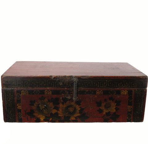 Hand Painted Gansu Trunk 2 - Dyag East