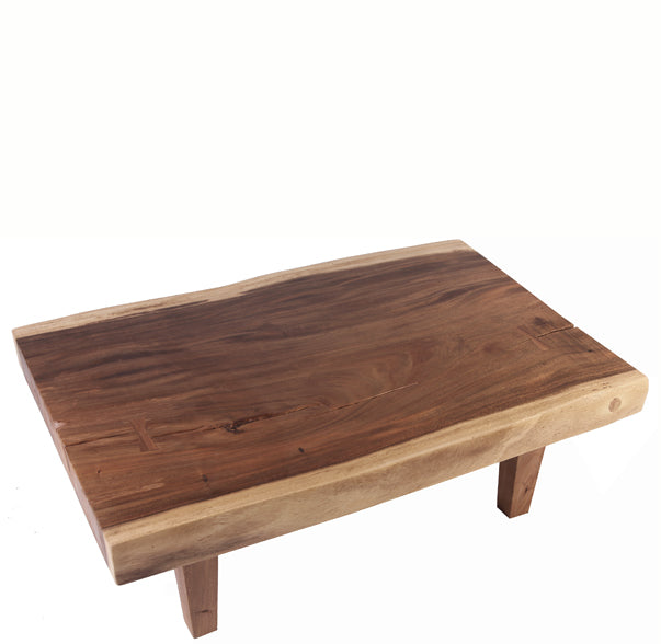 Two Tones Slab Coffee Table 1 - Dyag East