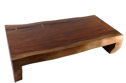 Single Slab  Living Edge Coffee Table - Dyag East