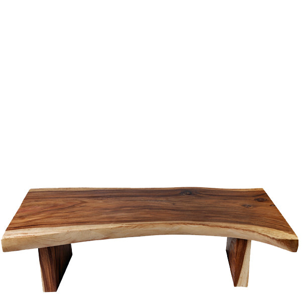 One Slab Living Edge Coffee Table - Dyag East