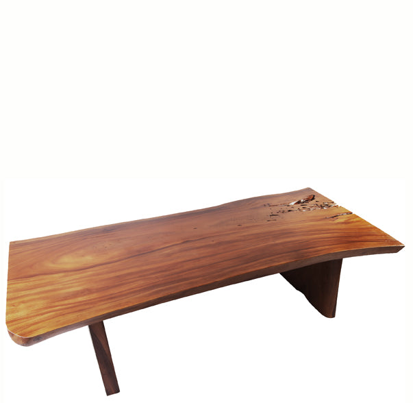 8 ft long Slab Living Edge Dining Table - Dyag East