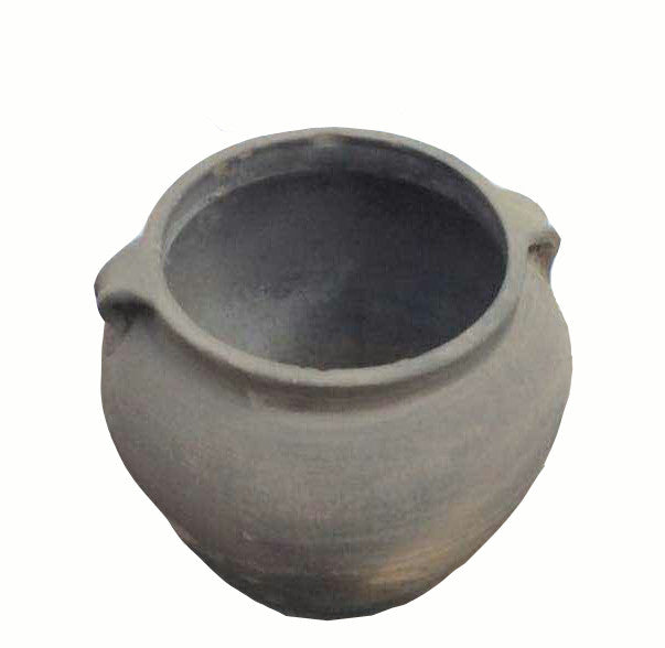 Round Plant Pot with Handles - Dyag East