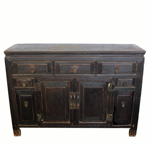 Black Tianjing Sideboard - Dyag East