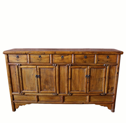 Z-Five Drawer Buffet Table - Dyag East