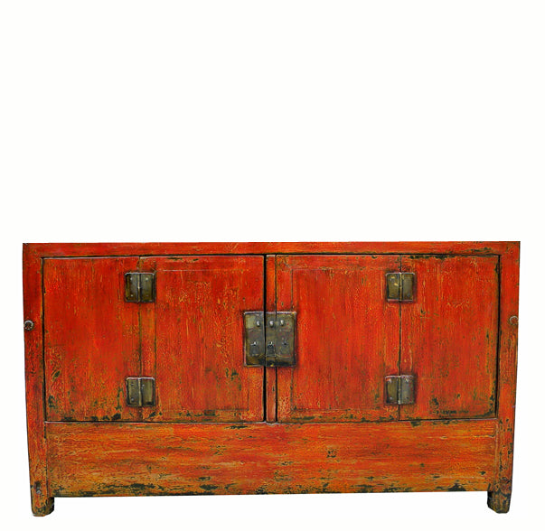 Z-Red Dongbei Wedding Cabinet - Dyag East