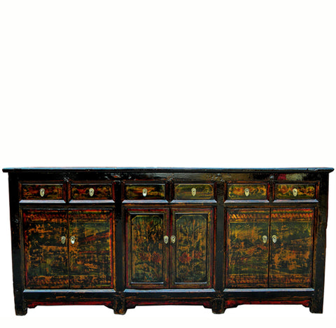 Z-Green Qinghai Sideboard - Dyag East