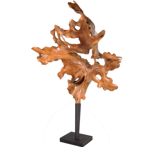 "71"" High Large Floor Sculpture"