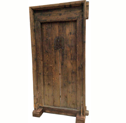 Antique Wood Door - Dyag East