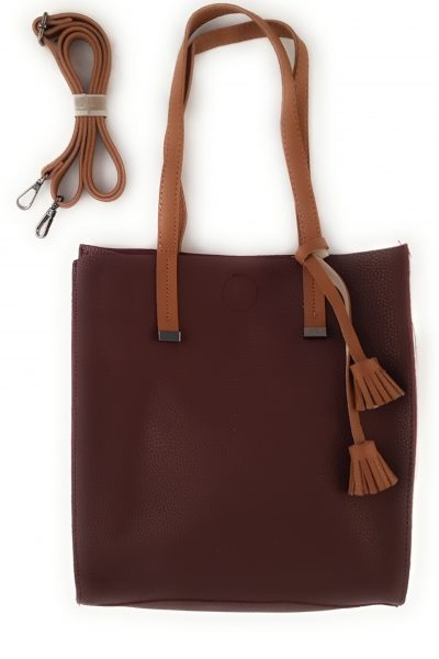 Zelly - Mia Bag Burgundy
