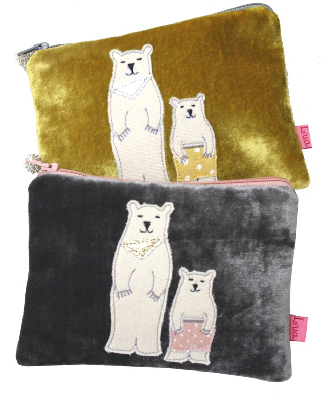 Lua Two Bears Purse