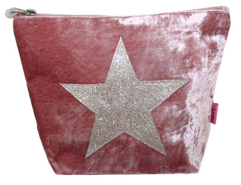 Star Cosmetic Purse Large - Lua