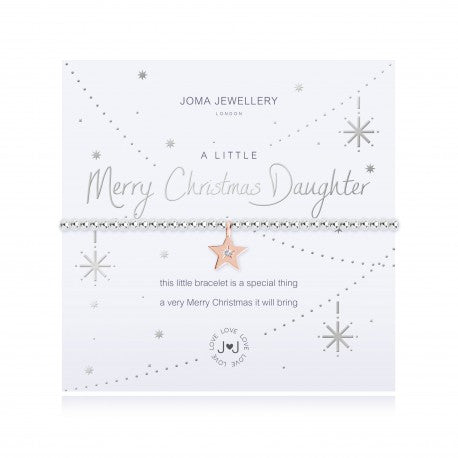 A Little Christmas Daughter - Joma Jewellery