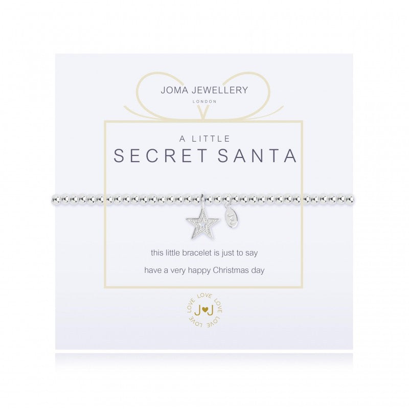 A Little Secret Santa - Joma Jewellery