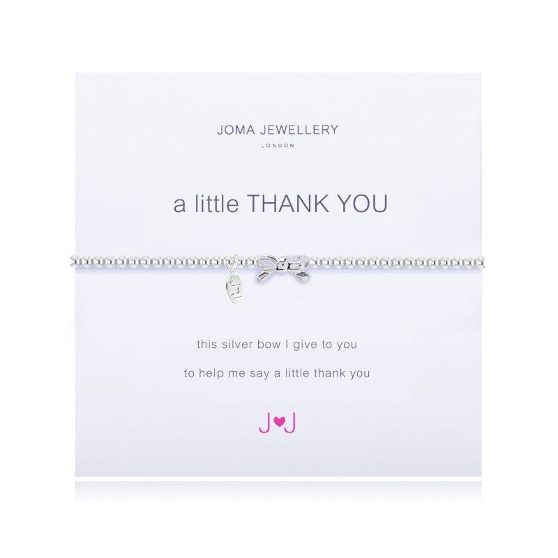 A Little Thank You - Joma Jewellery