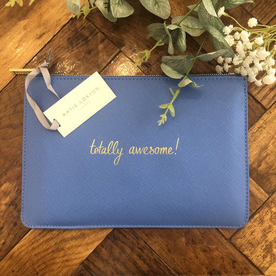 Totally Awesome - Katie Loxton Pouch