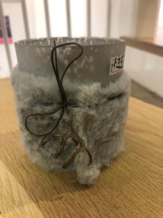 Grey Furry Tlight