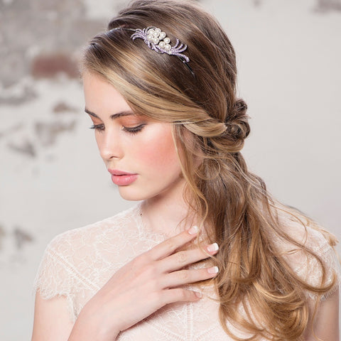 Bridal Jewellery, band, pearls