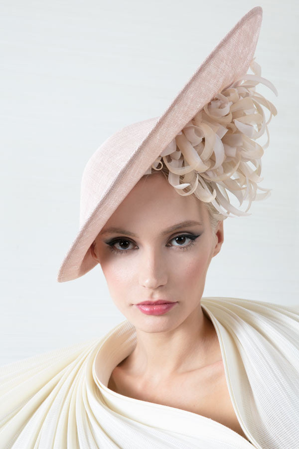 Philip Treacy Designer Hat from the Hat Shop Lisburn