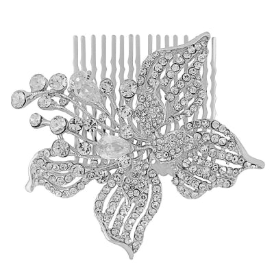 Diamonte Bridal Hair Comb