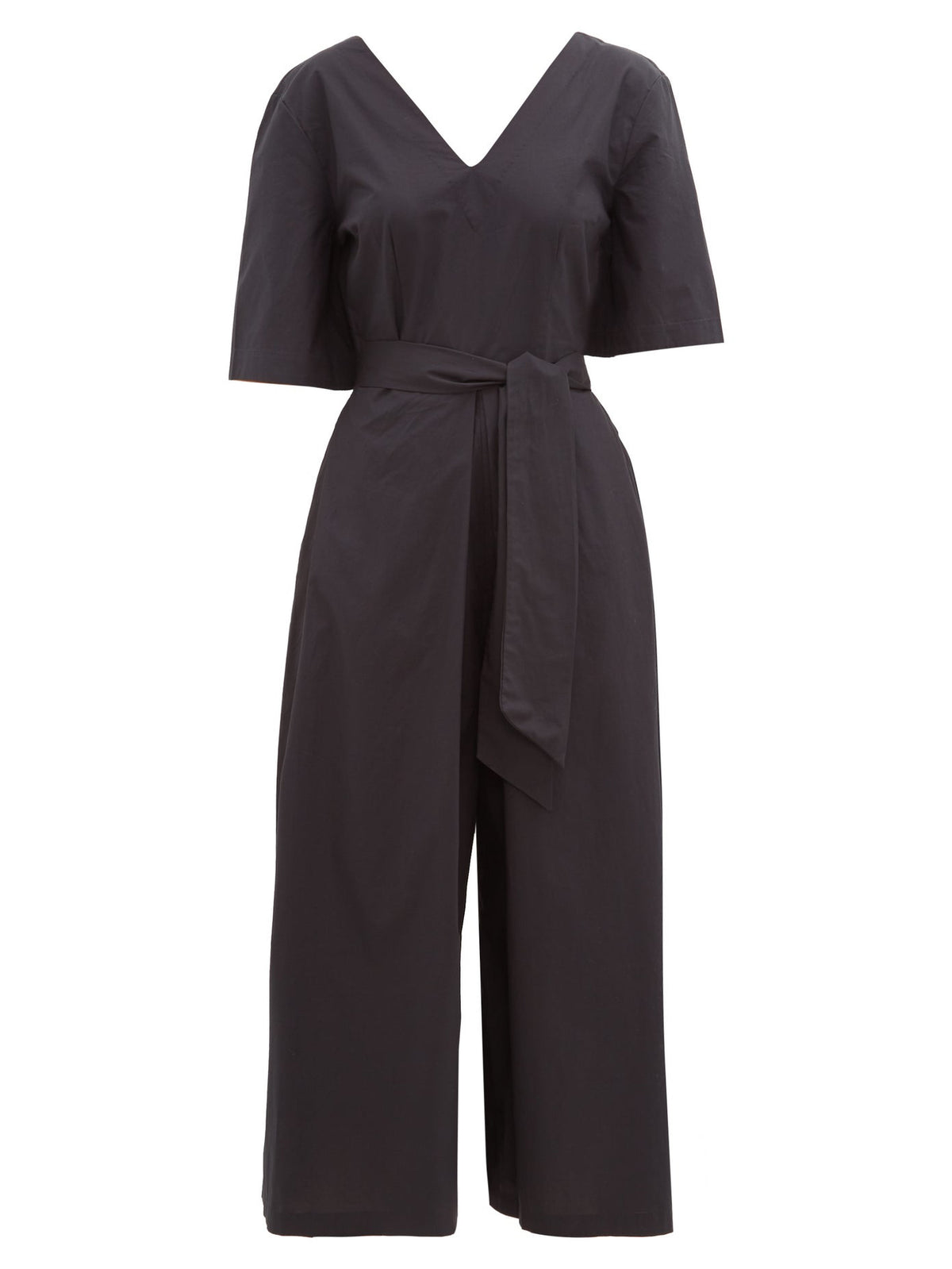 Serra Jumpsuit in Poplin