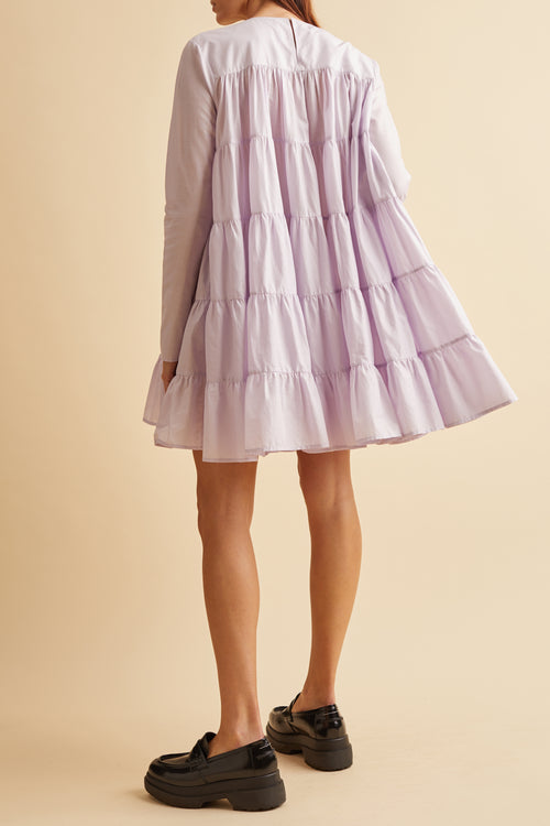 Soliman Dress Lavender - Pre-Order