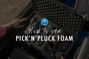How to Use Pick'N'Pluck Foam