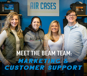 Meet the Beam Team: Marketing & Customer Support Team