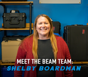 Meet the Beam Team: Shelby Boardman