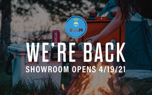 Showroom Reopens 4/19/21