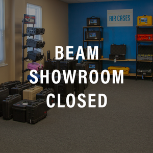 Beam Showroom Closed Until Further Notice