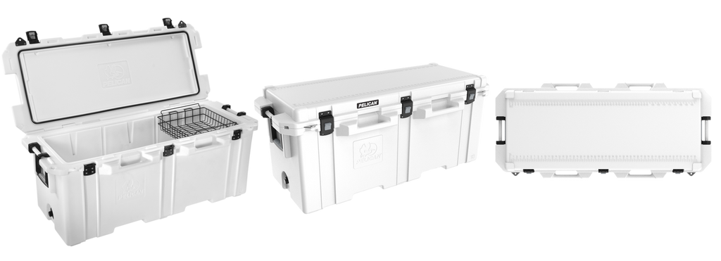 250QT Pelican Elite Cooler Images