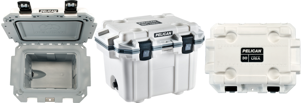 30QT Pelican Elite Cooler