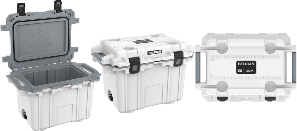 50QT Pelican Elite Coolers