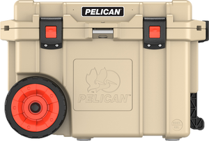 Pelican 45 Quart Elite Cooler with Wheels