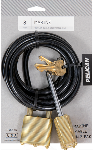 Pelican™ Marine Cable Lock