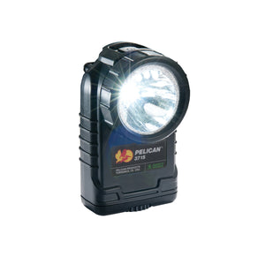 3765 Right-angle LED Rechargeable Flashlight