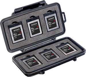Pelican™ 0965 CFexpress/XQD Memory Card Case