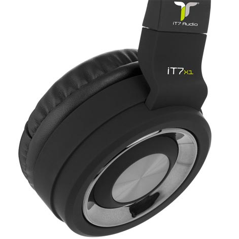 iT7x1 Bluetooth Stereo Headphones