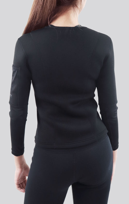 Woman Long Sleeve ActivTee Plus