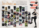 Woman ActivPants S+ Hot Pants Length - Batch 3 - Jonlivia