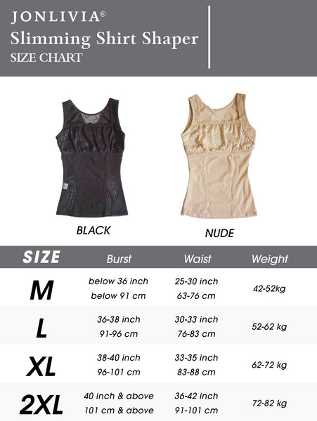 Woman Slimming Shirt Shaper
