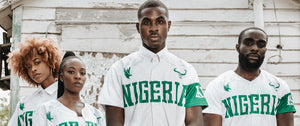 MIZIZI Releases its newest Nigeria Baseball Jersey for Independence Day!