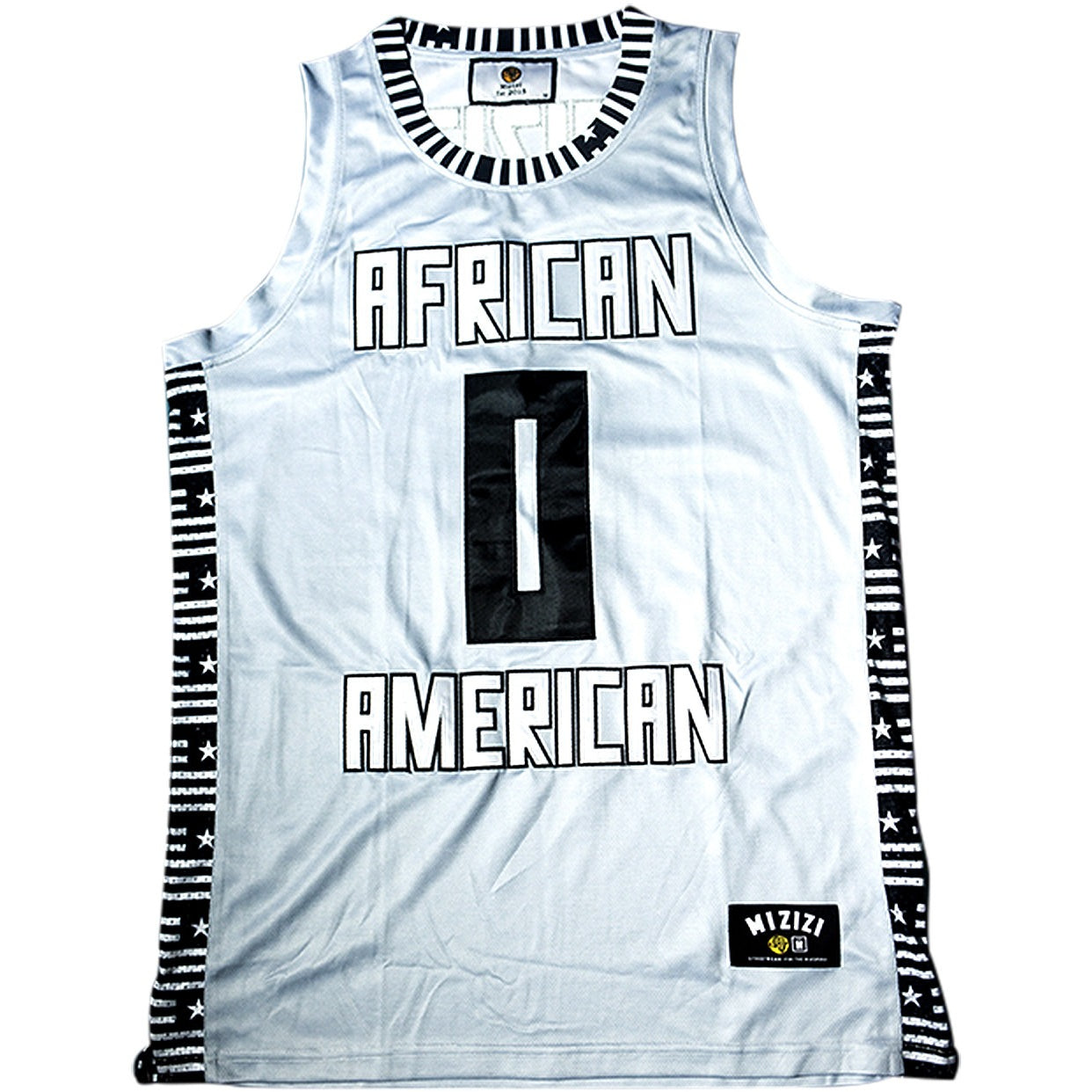 African American Basketball Jersey