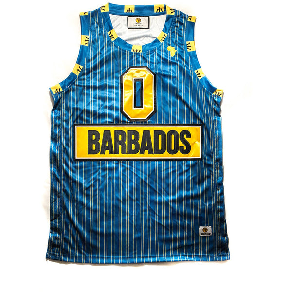 Barbados Basketball Jersey - MiziziShop