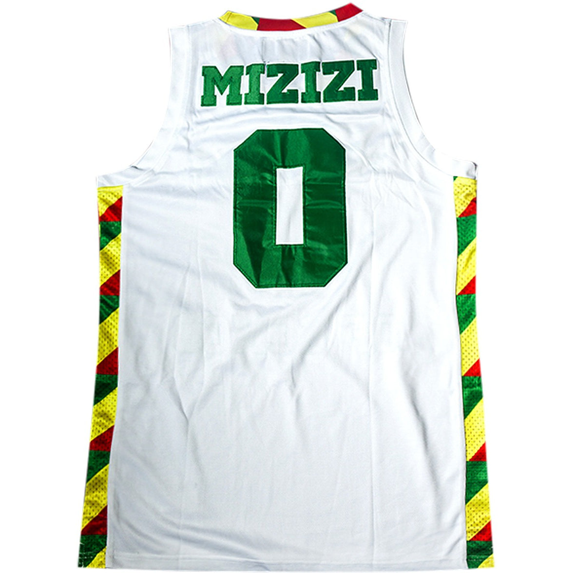 Republic of Congo Basketball Jersey - MiziziShop