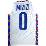 Democratic Republic of Congo Basketball Jersey - MIZIZI